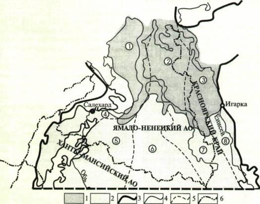 1 - Ямало-Гыданская область